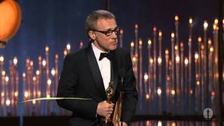 Nonton Christoph Waltz Winning Best Supporting Actor For Film Subtitle Indonesia Streaming Movie Download
