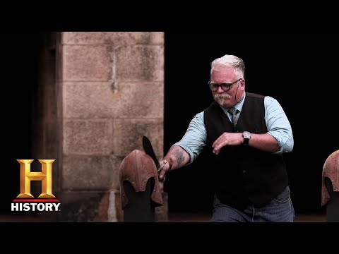 Forged in Fire: Ancient Greek Xiphos Sword THRUSTS & SLASHES the Final Round (Season 3)   History