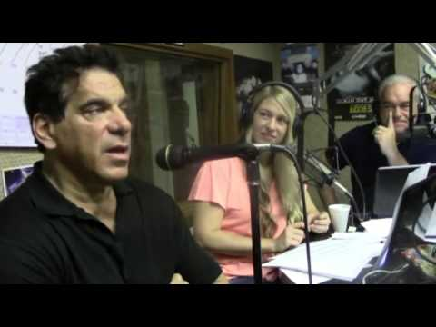 Lou Ferrigno on Loper and Randi 99.7 The Blitz