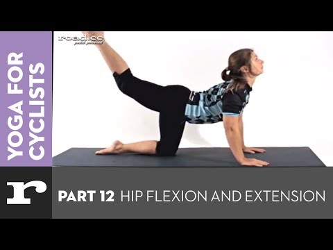 Yoga for Cyclists part 12: hip flexion and extension