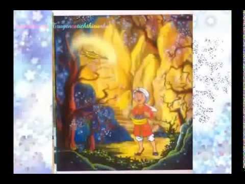 Truyện cổ việt nam - Aladin và cây đèn thần