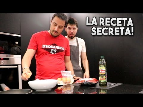 COCINAMOS LA RECETA SECRETA DE WILLY!! Vlog!