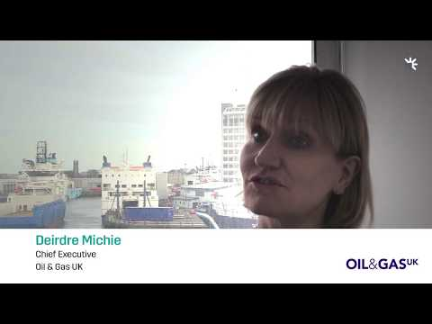 Deirdre Michie - year one of the Oil & Gas Technology Centre