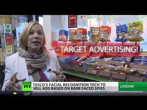 Supermarket Spies: Tesco to scan customers' faces for better marketing