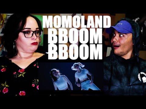 Video MOMOLAND - BBOOM BBOOM MV Reaction [JREKML] download in MP3, 3GP, MP4, WEBM, AVI, FLV January 2017