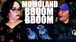 Video MOMOLAND - BBOOM BBOOM MV Reaction [JREKML] MP3, 3GP, MP4, WEBM, AVI, FLV Januari 2018