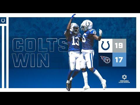Colts vs Titans Week 2 Reaction!