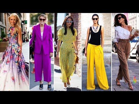 Что носить летом 2018 фото примеры 💎 Как модно одеваться летом: тренды тенденции стильные образы
