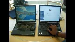 IBM Lenovo Thinkpad T60 SXGA 4:3 Versus T61 SXGA 4:3