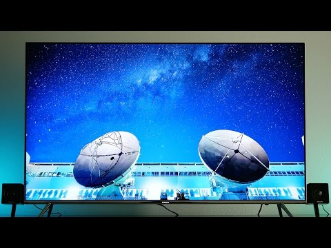 Samsung KS8000 8 Series 4K HDR TV Review
