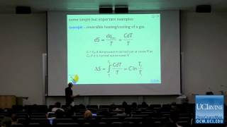 Thermodynamics and Chemical Dynamics 131C. Lecture 22. Midterm Exam Review.