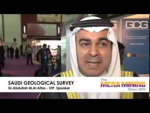 MENA Mining Show 2014