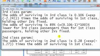 SPSS For Newbies: Dummy Variables In Logistic Regression