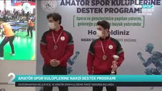 Gençliğe Ve Spora Destek Olmayı Sürdürüyoruz - Trt Spor 2