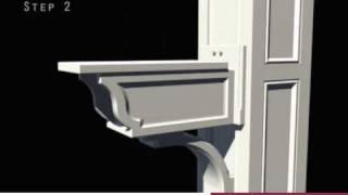 Mayne mailbox post video