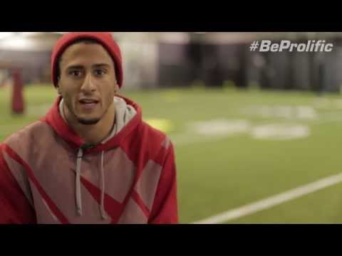Colin Kaepernick - Off-Season Training