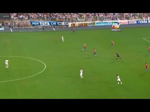 Nunez - Peru vs Chile ATV HD - Clasificatorias Brasil 2014 Video: ATV HD Audio: Exitosa Deportes Narracion: Peter Arevalo Comentarios: Gonzalo Nuñez y Silvio Valenci...
