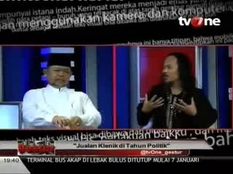 Debat SERU Imam Besar ISTIQLAL vs PARANORMAL Politik (Ki Joko Bodo & Rosyady) Part 4