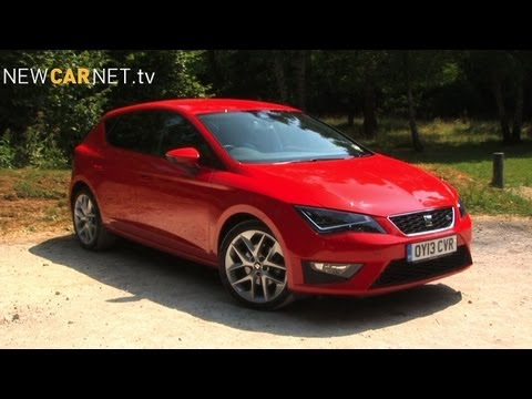 SEAT Leon FR : Car Review