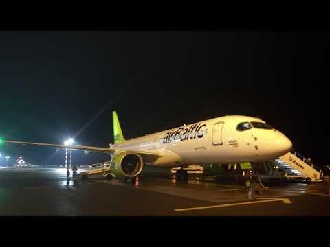 airBaltic durch Sanierung auf Erfolgskurs gebracht