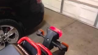 7. 2009 Honda Ruckus