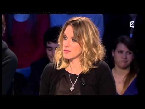Ludivine Sagnier On n'est pas couché 30 mars 2013 #ONPC