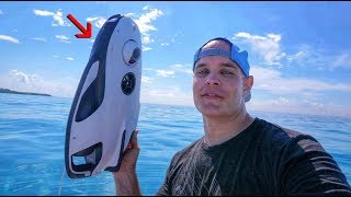 Video This Under Water Drone Conquers the Ocean... in 4K! MP3, 3GP, MP4, WEBM, AVI, FLV Maret 2019
