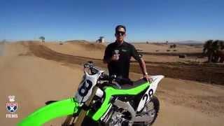 5. Kawasaki 2014 KX450F and KX250F Intro