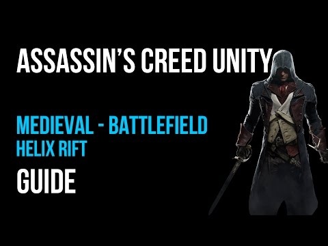 Assassin's Creed Unity Helix Rift...
