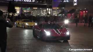 Nonton Fast & Furious 7 Super Car Gathering - Carrera GT, 918 Spyder, Huracan, 458 Speciale & more Film Subtitle Indonesia Streaming Movie Download