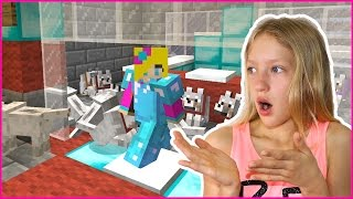 Let's see how many dogs we can tame!!! I'm playing Minecraft in my realm with friends :) I'm GamerGirl and ronaldOMG's channel is: ► https://www.youtube.com/...