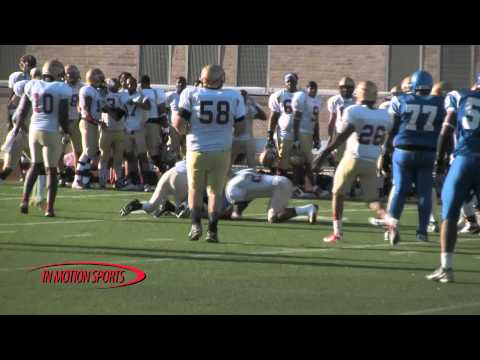 Brooklyn Seminoles vs Brooklyn Blue Devils (видео)