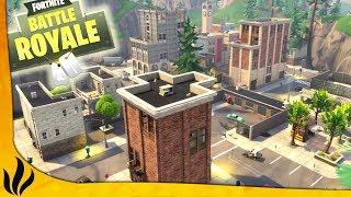 Nouvelles Zones Fortnite At News For Gamer