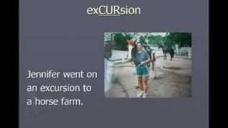 Word Stress, English Pronunciation Lesson 6a