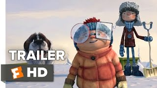 Snowtime! Official Trailer 1 (2016) - Animated Movie HD