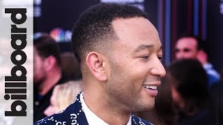 John Legend On Encouraging Kanye West to Use His Power Responsibly | BBMAs 2018
