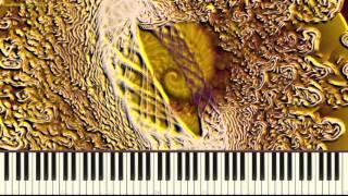 Memory (Пример игры на пианино) (piano cover)