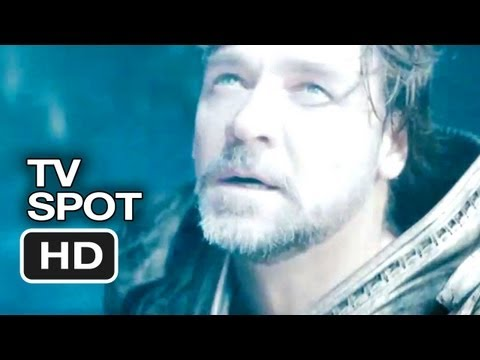 Man of Steel UK SPOT - Aspire (2013) - Russell Crowe, Henry Cavill Movie HD