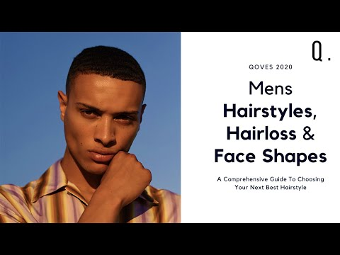 An Aesthetics Guide To Men's Hairstyles | What Makes A Face Attractive?