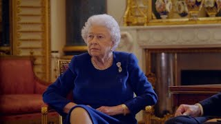 Video Queen Elizabeth speaks candidly about her coronation MP3, 3GP, MP4, WEBM, AVI, FLV Januari 2018