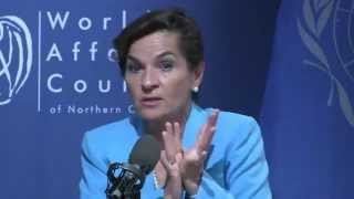Christiana Figueres: Meeting Our Climate Challenge - A United Nations Perspective