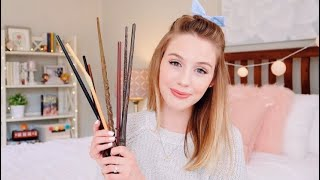 Harry Potter Wand Collection | abigailscupoftea