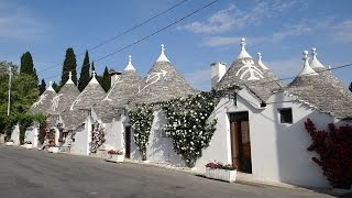 Alberobello Italy  city photos gallery : Alberobello, Italy - Trulli of Alberobello HD (2015)