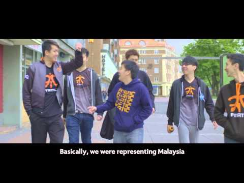 TI5 Player Profiles - Kecik Imba