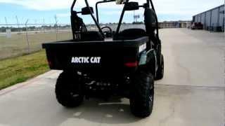 10. 2013 Arctic Cat Prowler XTX 700 4X4 in Emerald Green Metallic