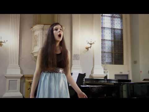 Vivaldi - Vieni, vieni,o mio diletto