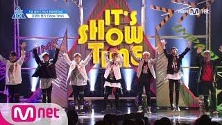PRODUCE 101 season2 [단독/9회] '흥.폭.발'ㅣIt′s ♬Show Time @콘셉트 평가 170602 EP.9