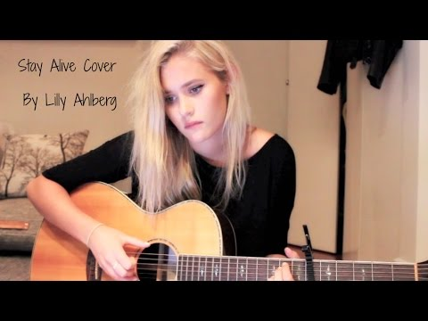 Lilly - ANNOUNCEMENT AT THE END OF THE VIDEO! MY LINKS: http://facebook.com/lillyahlbergmusic http://twitter.com/lillyahlberg http://instagram.com/lillyahlberg snapchat: lillyahlbergg.