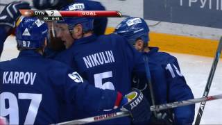 Динамо Мск - Куньлунь 2-1