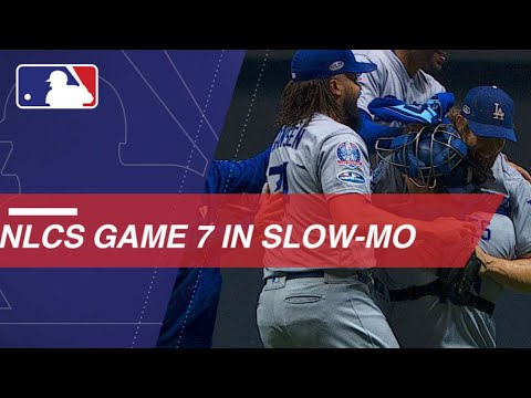 Video: Watch FOX's slo-mo footage of Game 7 of the NLCS